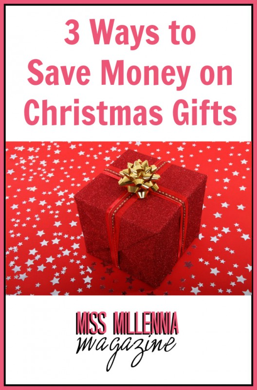 Ways to Save Money on Christmas Gifts