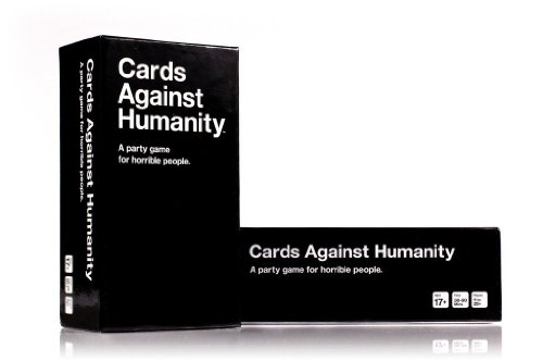 cards against humanity deck for prank