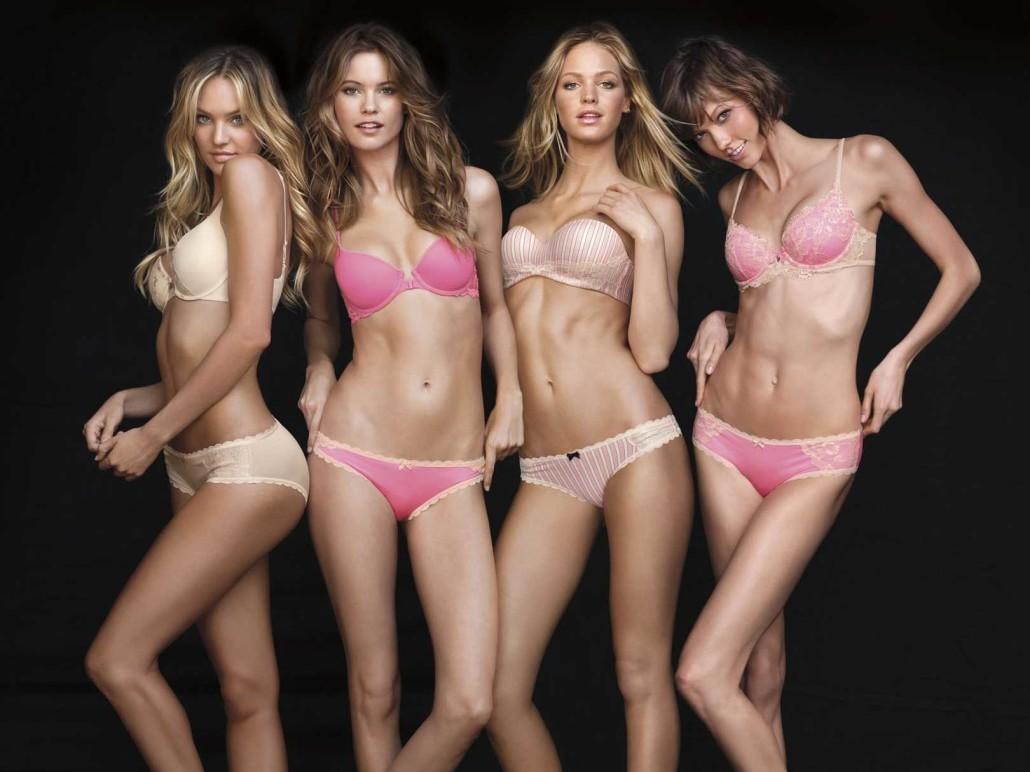 courtesy of Victoria's Secret