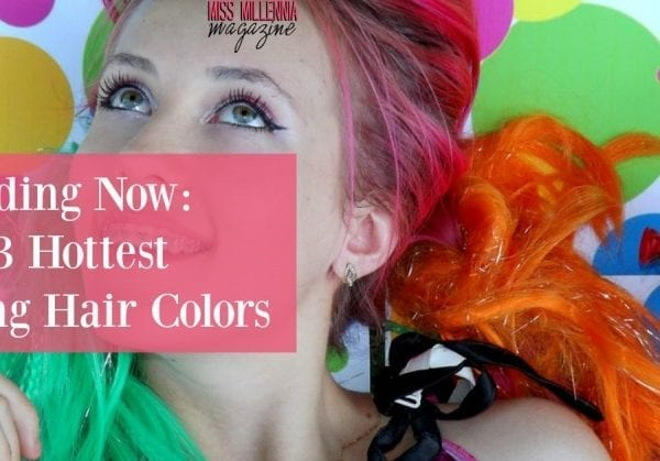 hair color spring