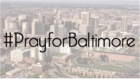 Pray for Baltimore