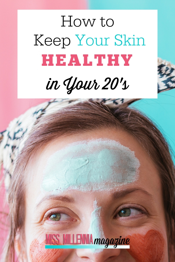 Here, I will be providing my best tips for keeping your skin youthful throughout your 20's and into your 30's.
