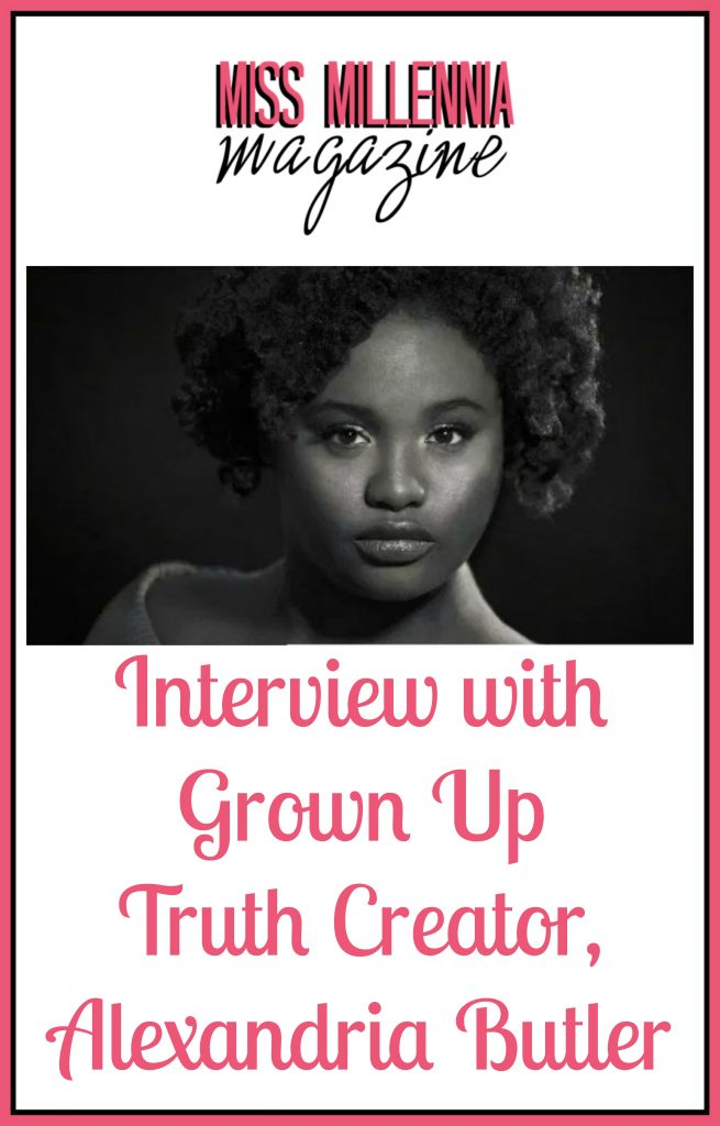 Interview with Alexandria Butler