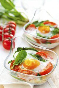 Italian-Baked-Egg-Vegetables