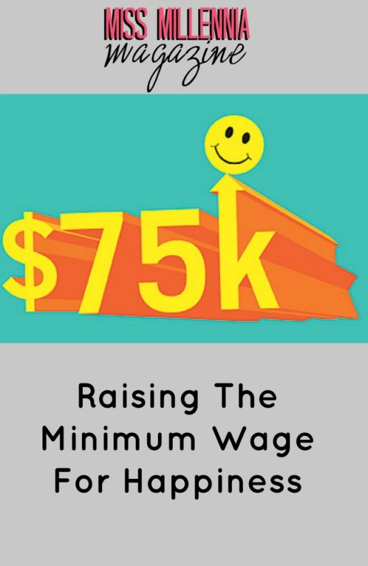 Raising the Min Wage Cover