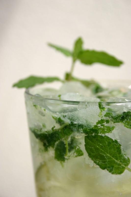 Cucumber Vodka Spritzer Photo Credit: ReeseCLloyd via Compfight cc