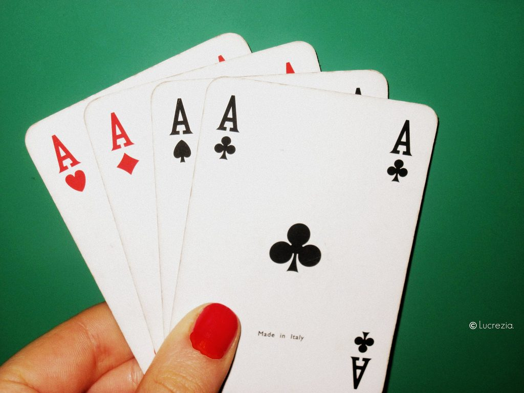playing cards can be good for your mind