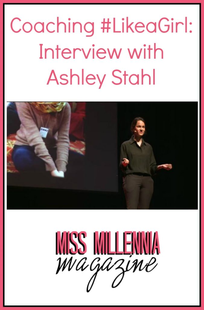 Interview with Ashley Stahl