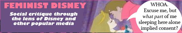 feminist disney tumblr banner