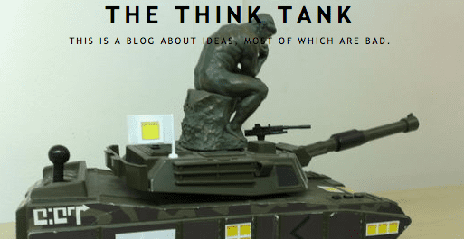 hilarious blogs The think tank