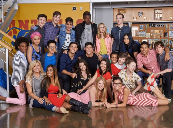 degrassi season 14 cast