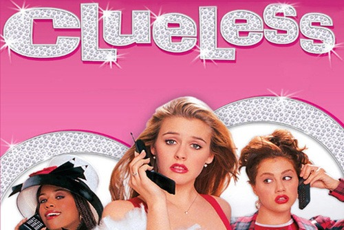 clueless adaptations of books into movies