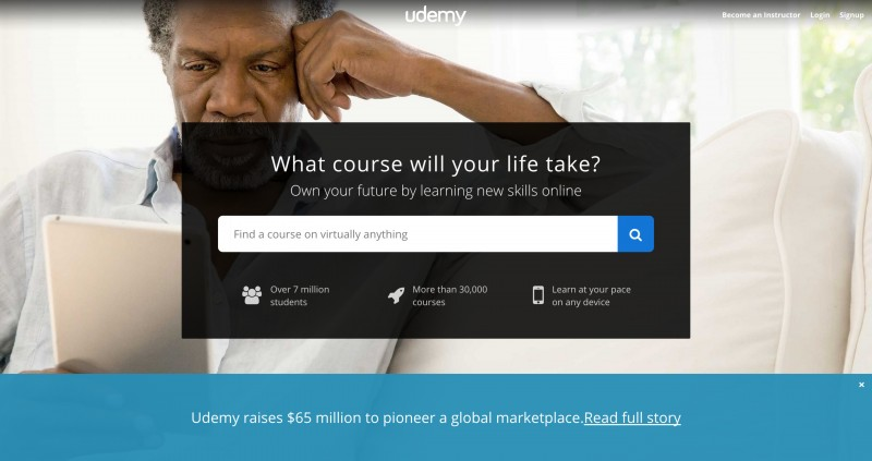 www.udemy.com-find courses where you can learn how to make money online