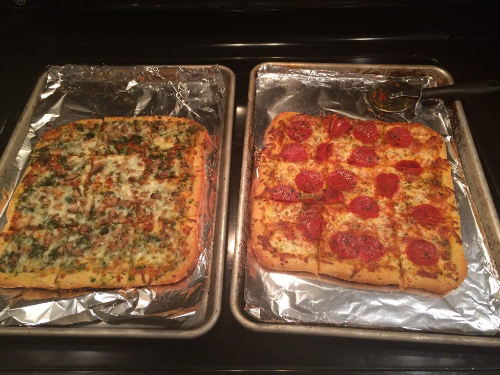DIGORNIO pizza thin pizzeria