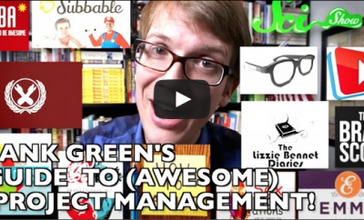 youtube video hank green