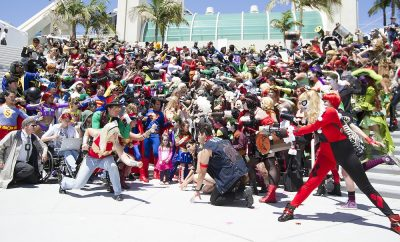Comic-con, horror, sci fi, fantasy, movies, television, nerdy