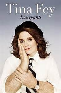 Tina Fey Bossypants book cover