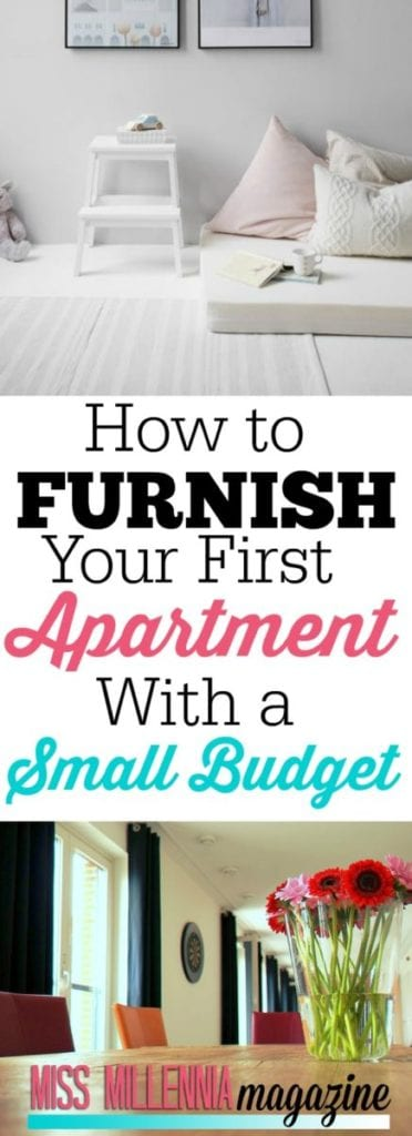 Nervous to move into your first apartment? Miss Millennia has you covered with awesome tips on how to furnish, organize, and decorate your new space!