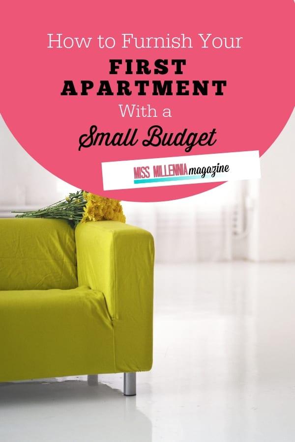 Small Budget Furnishing Ideas