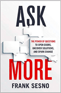 ask more frank sesno book cover amazon
