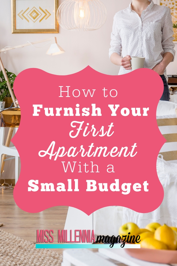 Furnish Your First Apartment