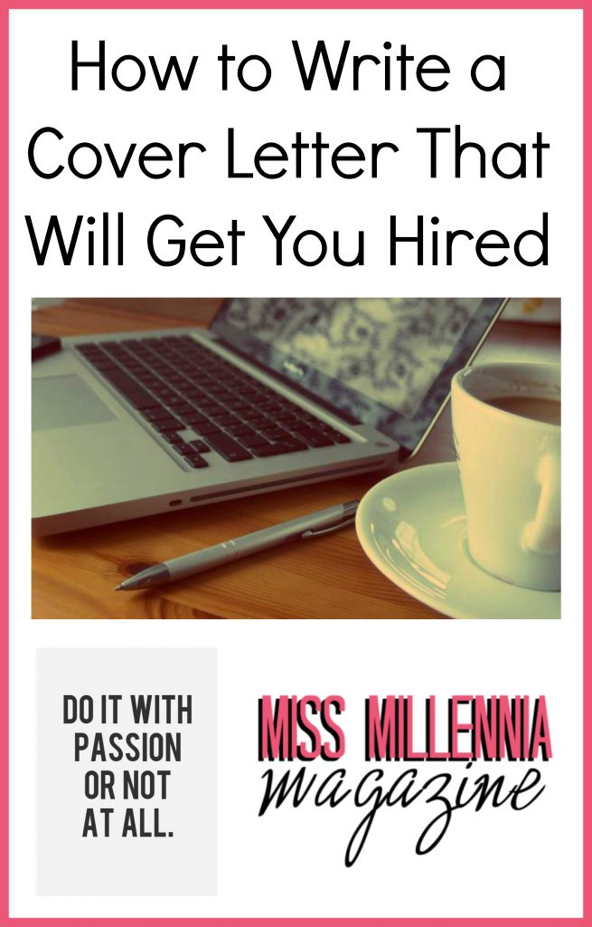 Cover Letter That Will Get You Hired