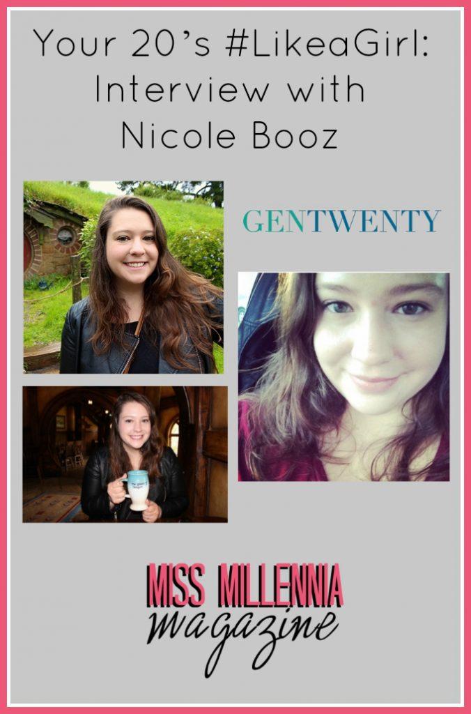 Interview with Nicole Booz