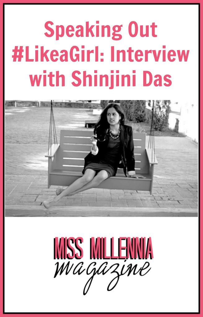 Interview with Shinjini Das