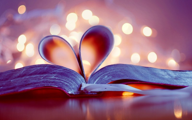 first goals you have to know is open your heart like a book that open her heart
