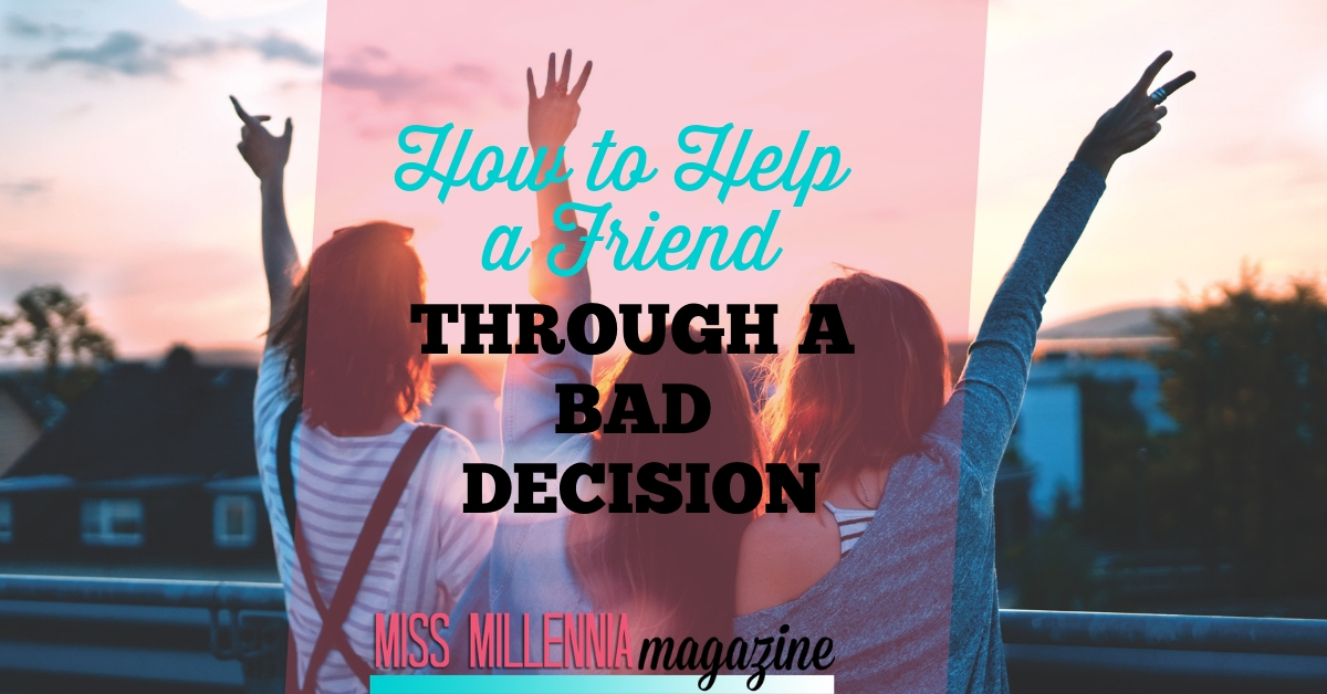 how to help a friendss