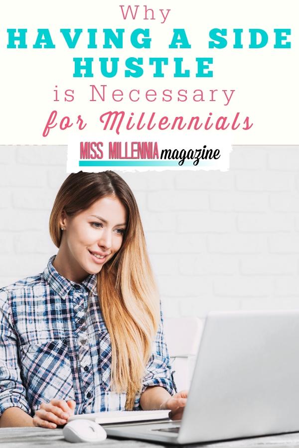 Side Hustle for Millennials