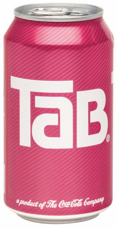 tab soda can