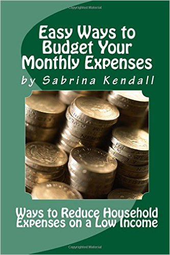 recommended book about monthly expenses