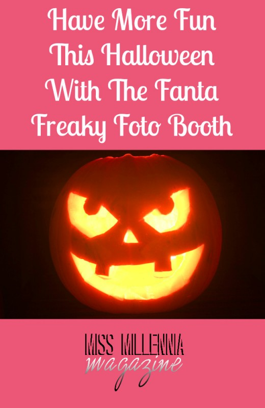 Have More Fun This Halloween With The Fanta Freaky Foto Booth