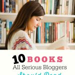 10 Books to read for Blogger