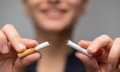 breaking cigarette quit smoking