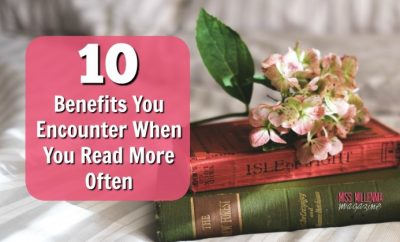 benefits of reading more often The benefits and basics of organic food and how to keep it affordable organic foods often have more beneficial nutrients it pays to read food labels carefully.