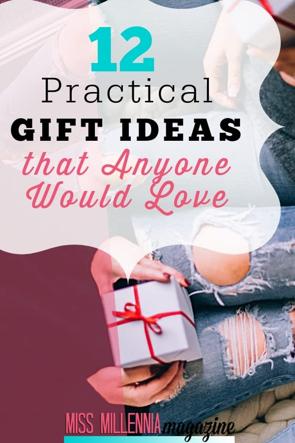 Looking for a gift that your friend will actually use this year? Have I got the list for you! Get your friends a practical gift, and you can't go wrong.