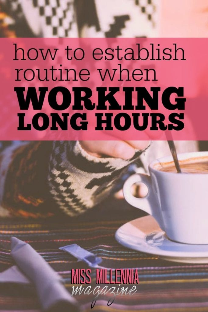 Do you have a long workday ahead of you? Here are a few simple tips to make sure you are prepared to get through the day.