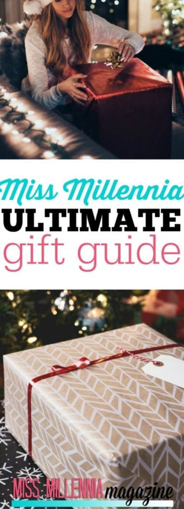 Gift shopping does not have to be hard. We have an extensive gift guide for everyone on your list (including the person most difficult gift receiver.)