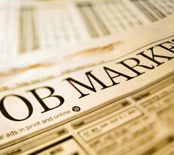 job market newspaper