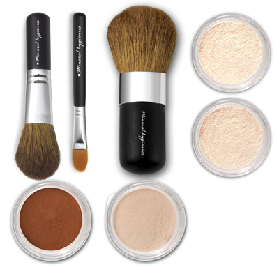 mineral-hygienics makeup