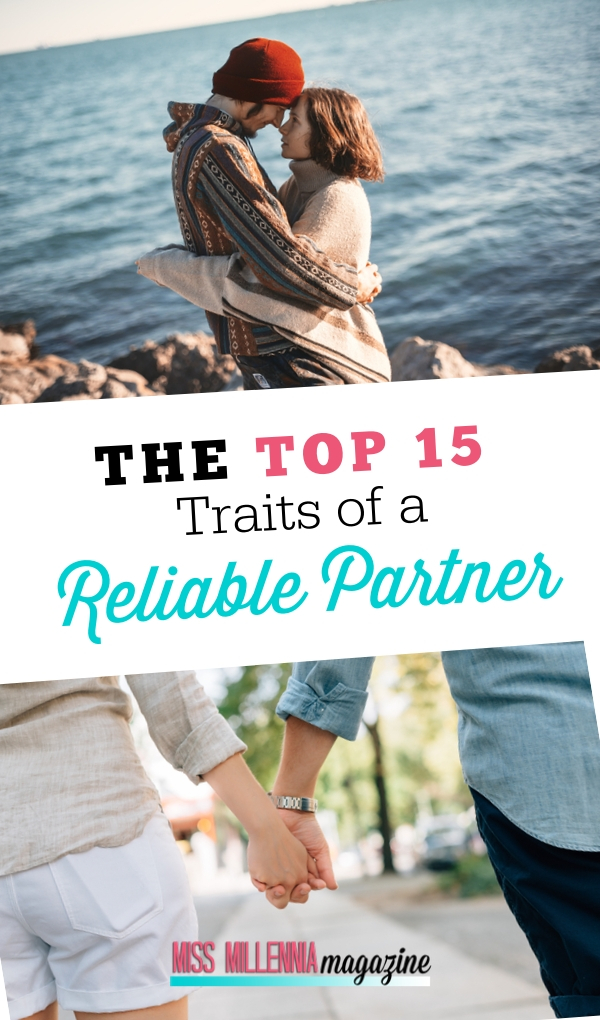 Traits of a reliable partner
