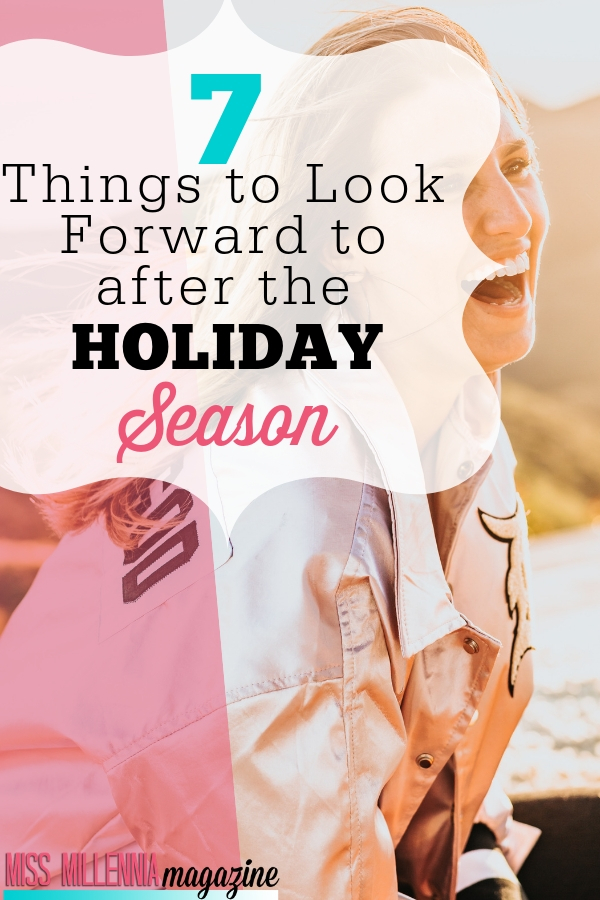 Even though the holidays are almost over, every season has something to look forward to! Check out each month for things to do.