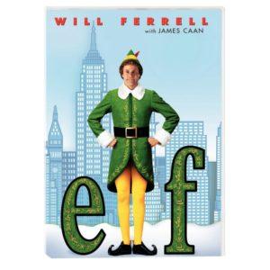 Elf movie will ferrell