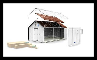 IKEA DIY shelter plans