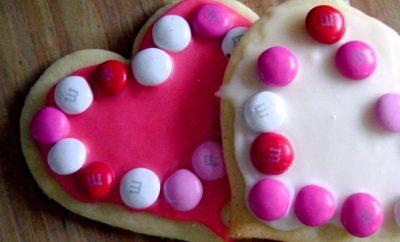 Heart Cookie valentine's day gift