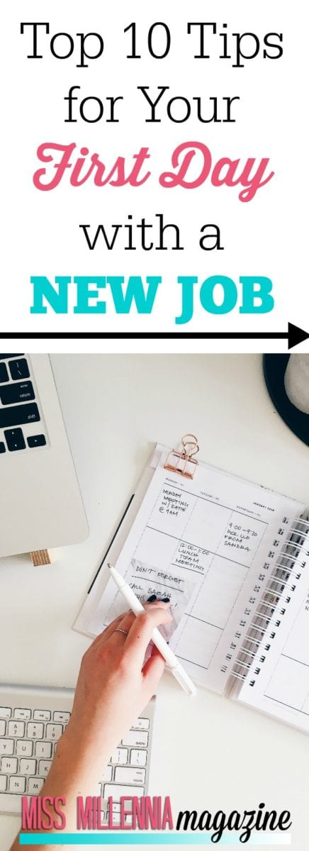 Congratulations—you've landed a new job!With this in mind, there are many things to keep in mind if you want to be successful in your new job. Read on for the top ten tips for being a superstar during your first day.