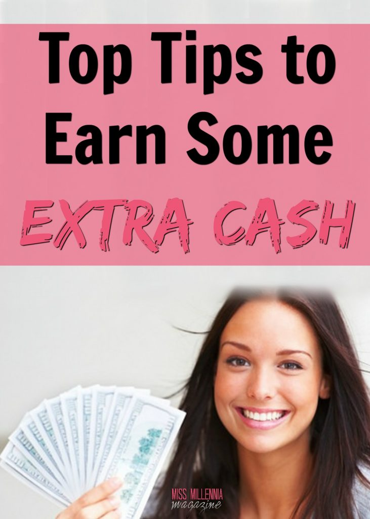 Need To Earn Some Extra Cash? Take A Look At These Top
