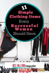 11 Clothing Items Woman Should Have